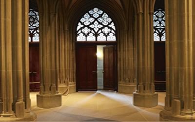 Braucht Gott Häuser? Neue Perspektiven zur religiösen Bedeutung von «Gotteshäusern»